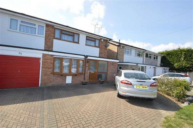 4 Bedrooms Semi Detached House for sale in Harewood Avenue, Rochford, Essex