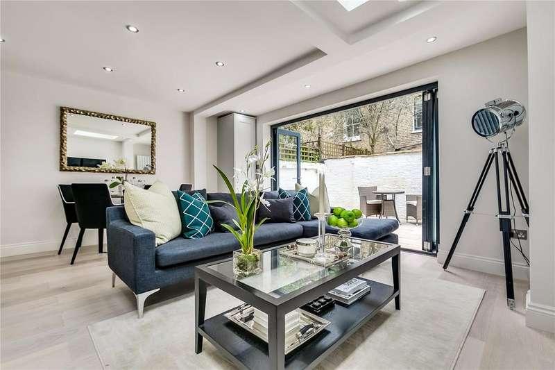 2 Bedrooms Flat for sale in Forthbridge Road, Battersea, London