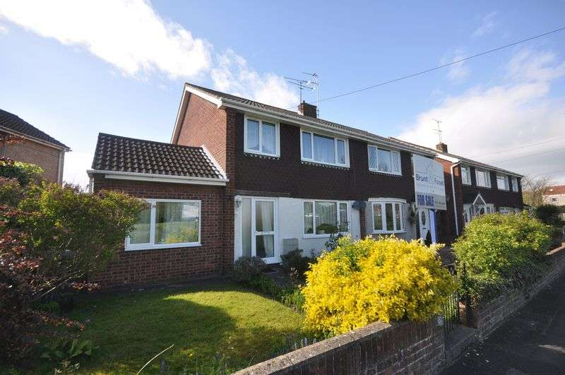 3 Bedrooms Semi Detached House for sale in Anchor Road Kingswood