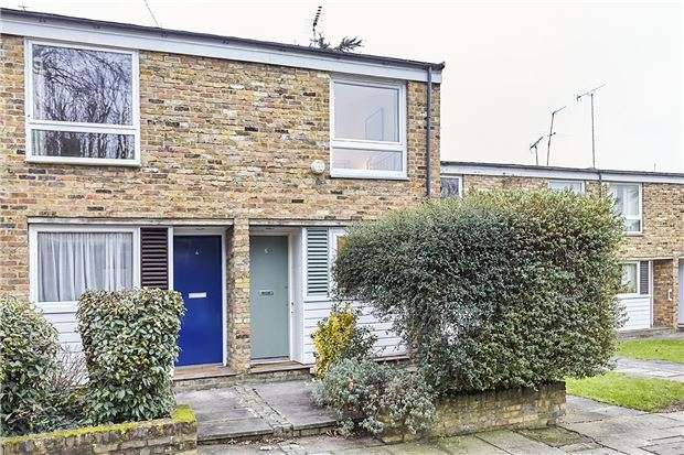2 Bedrooms Terraced House for sale in North Lodge Close, Putney, LONDON, SW15