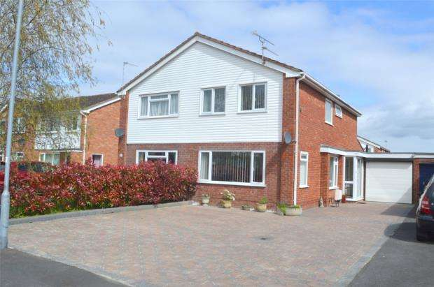 3 Bedrooms Semi Detached House for sale in Scafell Close, Taunton, Somerset