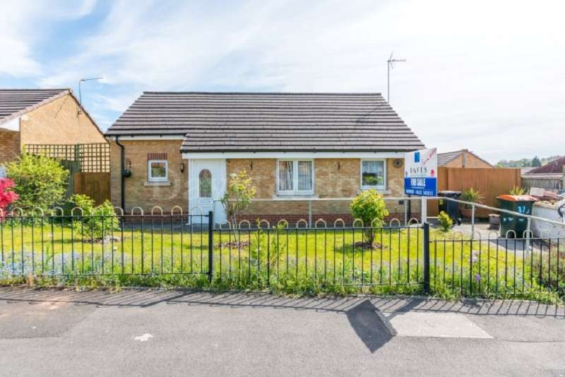2 Bedrooms Detached Bungalow for sale in Treberth Avenue, Off Chepstow Road, Newport. NP19 9TA