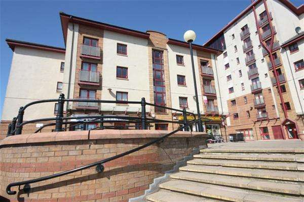 3 Bedrooms Apartment Flat for sale in Churchill Tower, Ayr