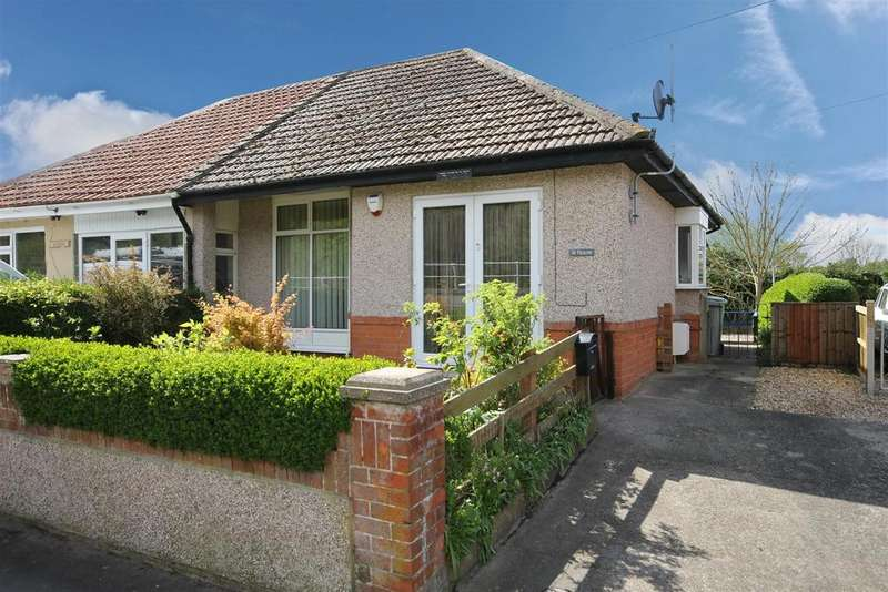 1 Bedroom Semi Detached Bungalow for sale in St. Helens, Quebec Road, Mablethorpe
