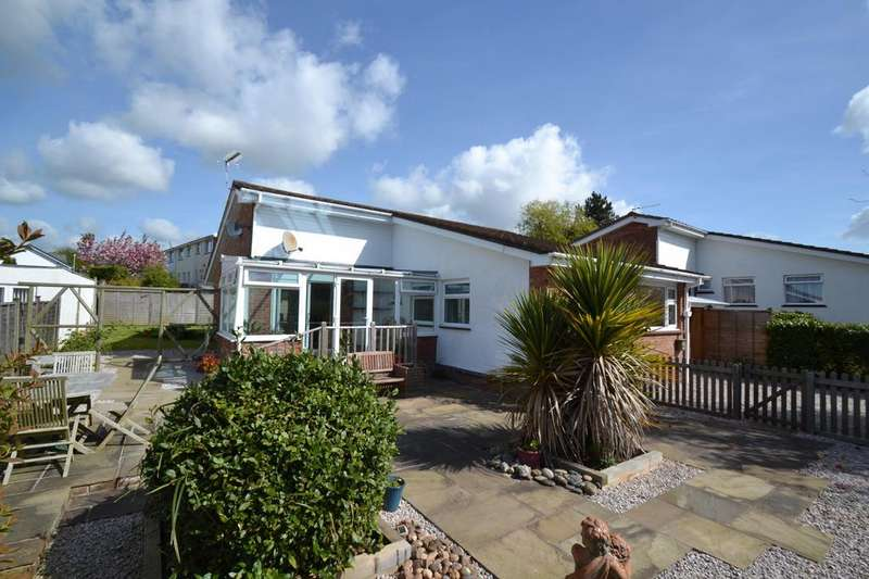3 Bedrooms Bungalow for sale in Shieling Road, Bickington