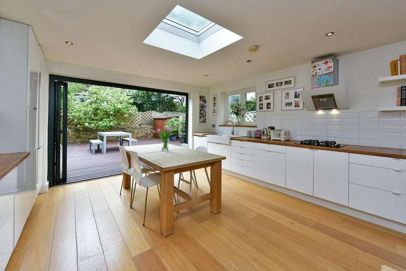 4 Bedrooms Terraced House for sale in Canonbury Park North, London N1