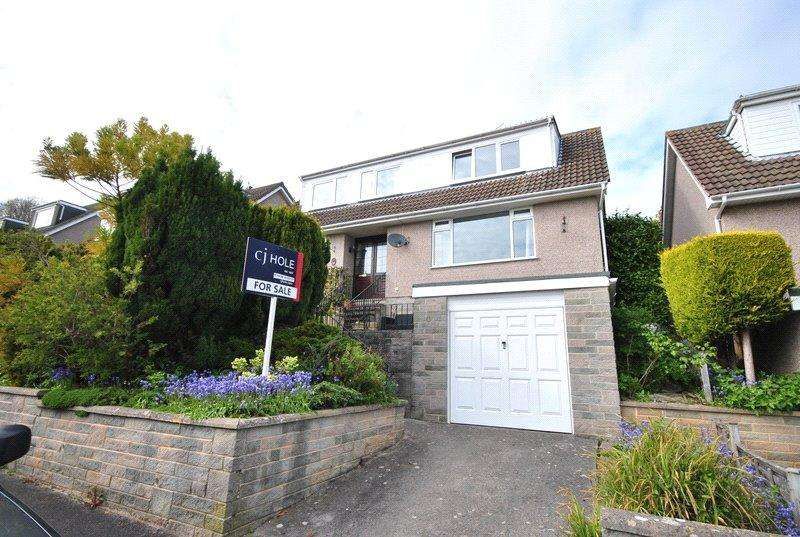 3 Bedrooms Detached House for sale in Hawthorn Gardens, Weston Super Mare, North Somerset, BS22