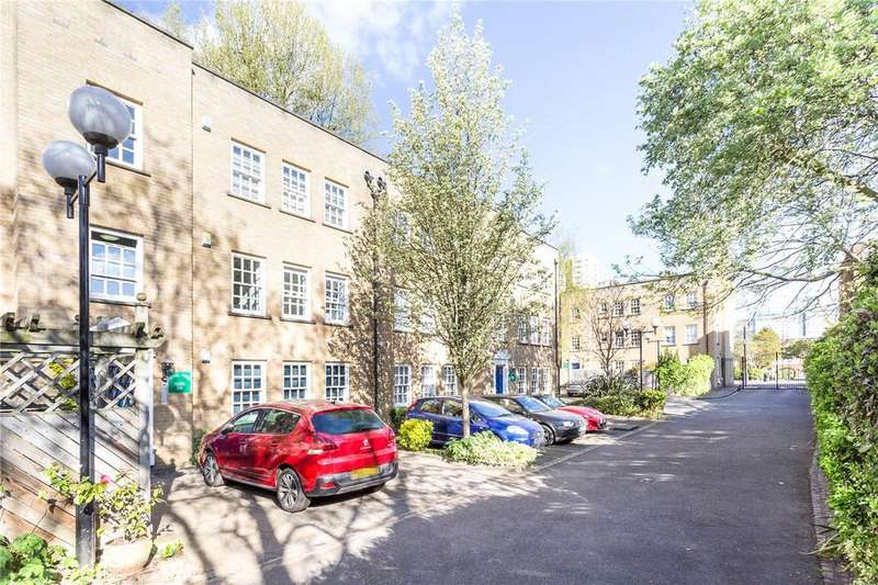 2 Bedrooms Flat for sale in Angel Mews, London, E1