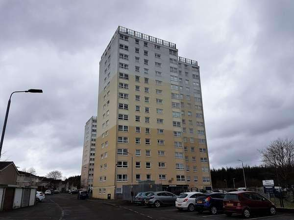 2 Bedrooms Flat for sale in 5 Phoenix Court, East Kilbride, Glasgow, G74 3RD