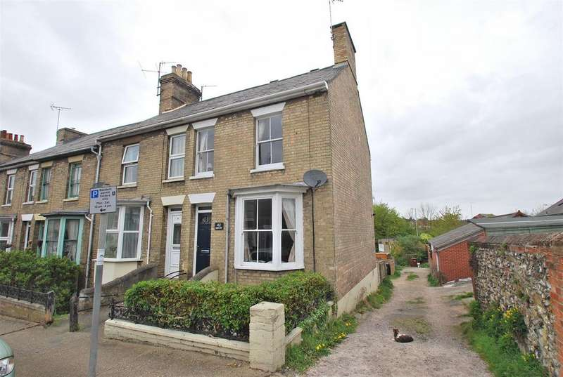 3 Bedrooms End Of Terrace House for sale in Blomfield Street