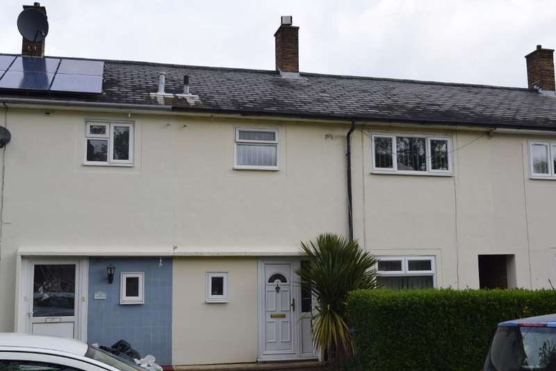 3 Bedrooms Terraced House for sale in Broomfield, Harlow, CM20 2JZ