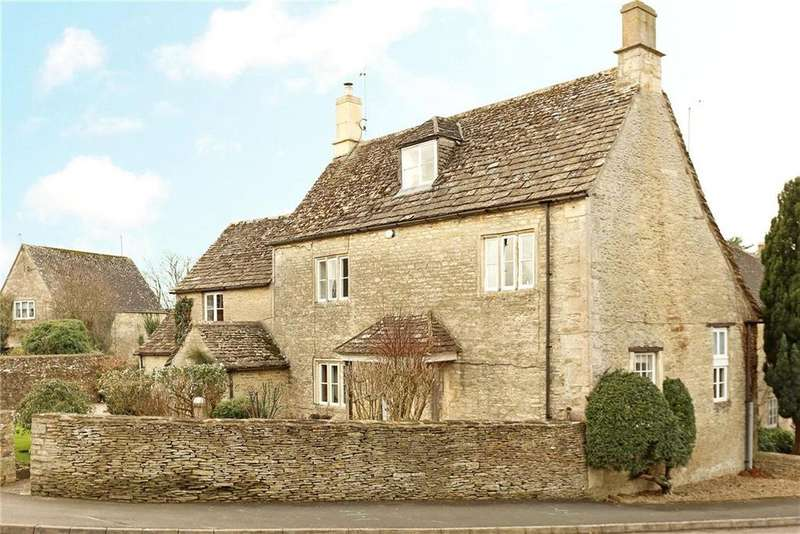 4 Bedrooms Detached House for sale in Cricklade Street, Poulton, Cirencester, GL7