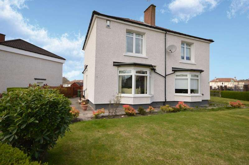 2 Bedrooms Villa House for sale in 13 Warriston Crescent, Carntyne, Glasgow, G33 2JS