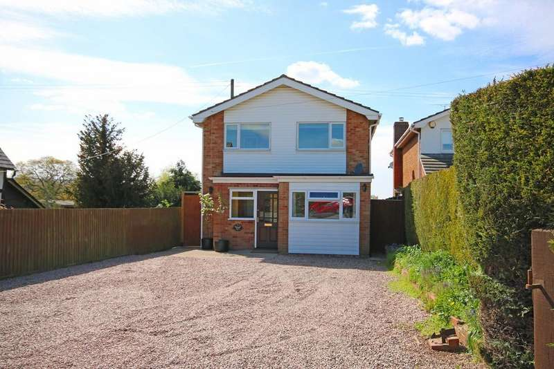 4 Bedrooms Detached House for sale in Ashperton Road, Ashperton, Ledbury, HR8