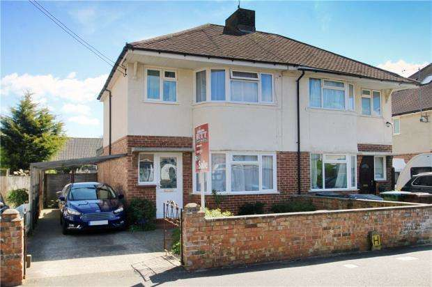 3 Bedrooms Semi Detached House for sale in Lansdowne Road, Littlehampton, West Sussex, BN17