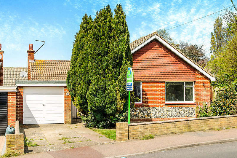 2 Bedrooms Detached Bungalow for sale in Vicarage Street, Broadstairs, CT10