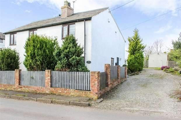 4 Bedrooms Detached House for sale in Moor Lane, Hapsford, Frodsham, Cheshire