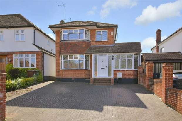 4 Bedrooms Detached House for sale in Willow Way, RADLETT, Hertfordshire