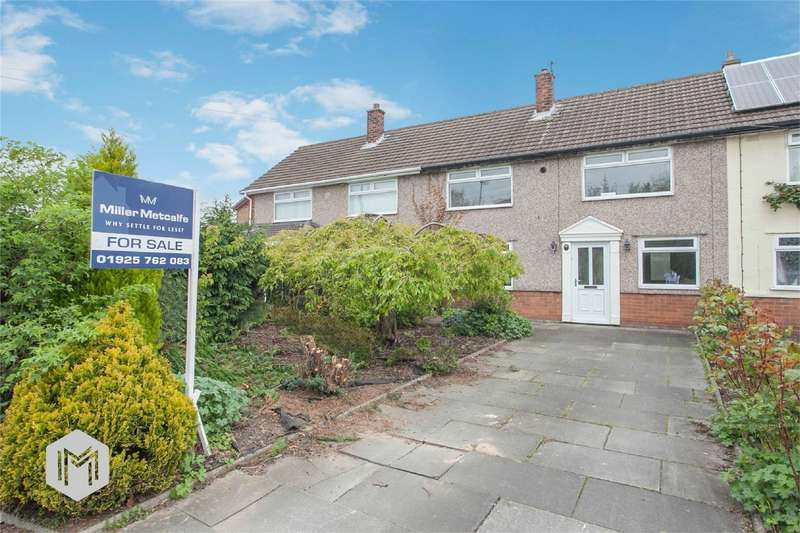 3 Bedrooms Town House for sale in Charnock Road, Culcheth, Warrington, Cheshire