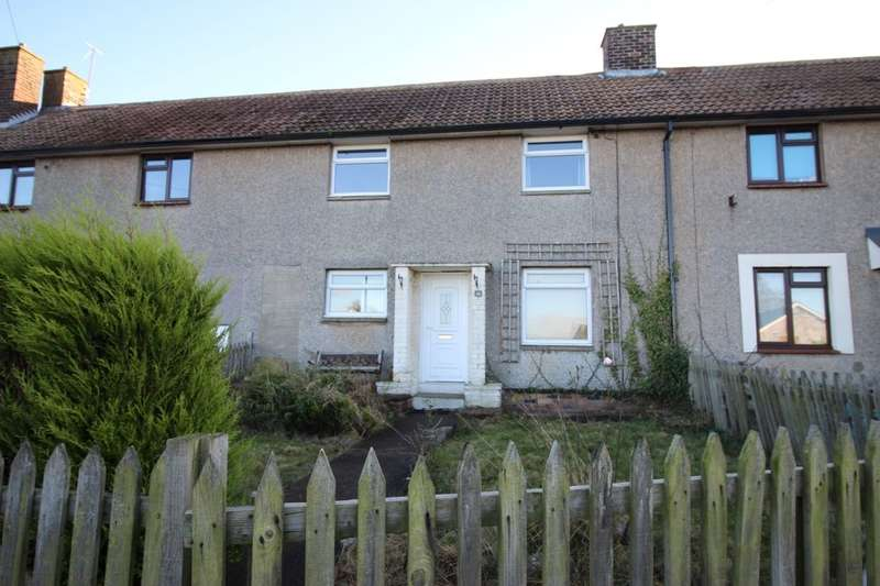 2 Bedrooms Property for sale in Farne Road, Shilbottle, Alnwick, NE66