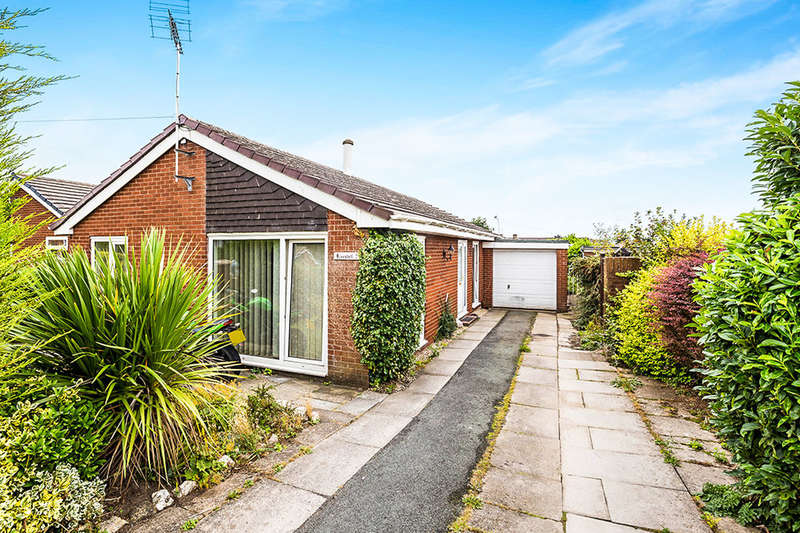 3 Bedrooms Detached Bungalow for sale in Llys Avenue, Oswestry, SY11