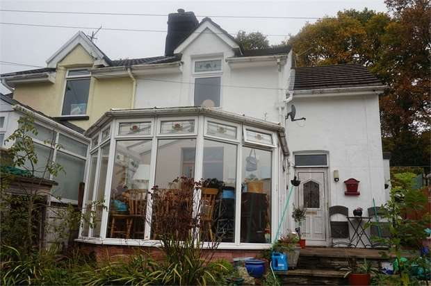 2 Bedrooms Semi Detached House for sale in Woodfieldside, BLACKWOOD, Caerphilly