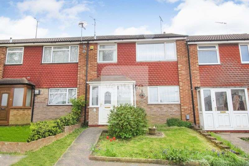 3 Bedrooms Terraced House for sale in St Olams Close, Luton