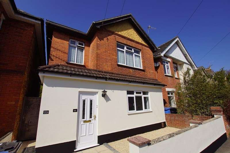 2 Bedrooms Flat for sale in Salterns Road, Lower Parkstone, Poole