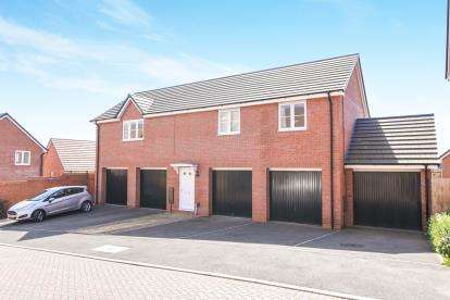 2 Bedrooms Detached House for sale in Fairweather Close, Redditch, Worcestershire