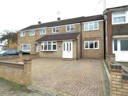 4 Bedrooms Semi Detached House for sale in Westminster, Bletchley, Milton Keynes, Buckinghamshire