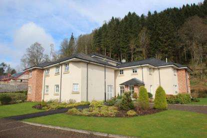 3 Bedrooms Flat for sale in Tulipan Court, Callander