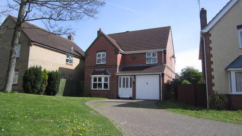 4 Bedrooms Detached House for sale in Lichfield Road, Bracebridge Heath, Lincoln, LN4 2SS
