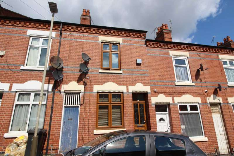 4 Bedrooms Terraced House for sale in Fairfield Street, Evington