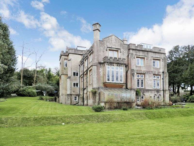 2 Bedrooms Flat for sale in Entry Hill Drive, Bath