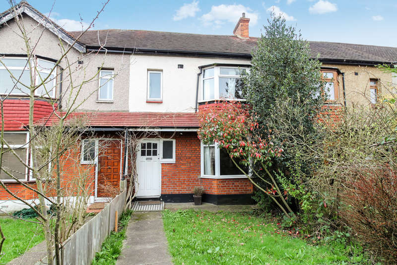 3 Bedrooms Terraced House for sale in Hook Road, Surbiton