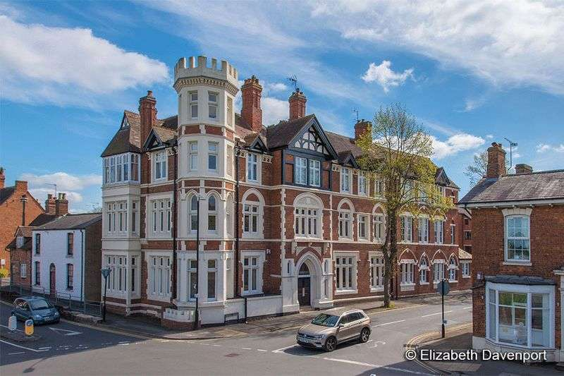 2 Bedrooms Flat for sale in The Abbey, Priory Road, Kenilworth