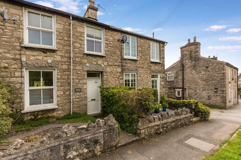 2 Bedrooms Terraced House for sale in 99 Windermere Road, Kendal, Cumbria, LA9 5EP