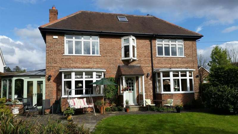 3 Bedrooms Detached House for sale in Woodgates Lane, North Ferriby