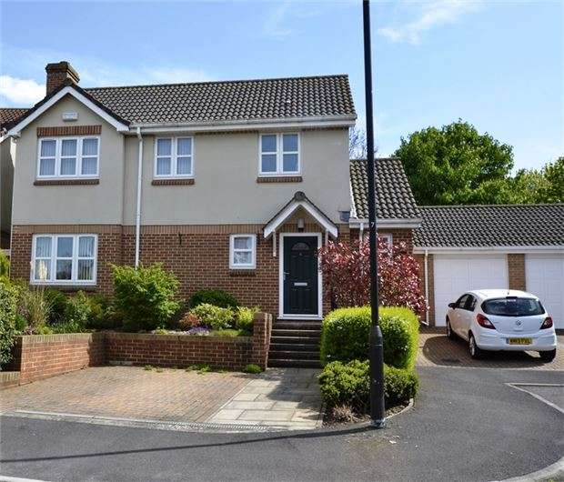 3 Bedrooms Detached House for sale in Whitethorn Vale, Brentry, BRISTOL, BS10 6ND