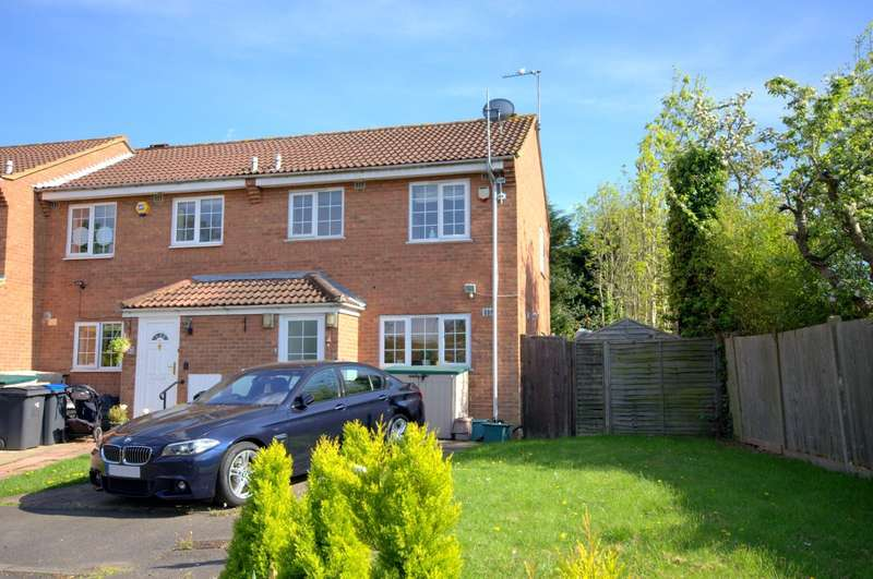 2 Bedrooms Semi Detached House for sale in Old Malden