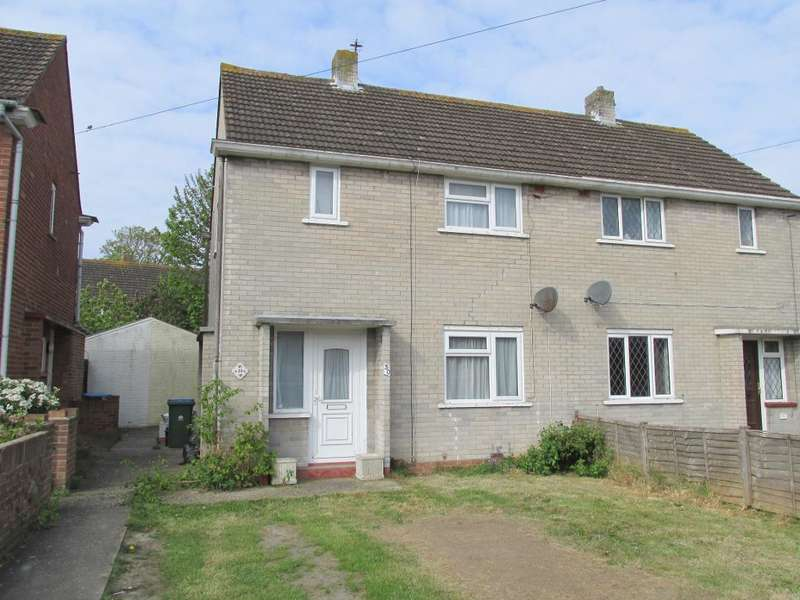 2 Bedrooms Semi Detached House for sale in Ash Grove, Bognor Regis, West Sussex, PO22 9JH