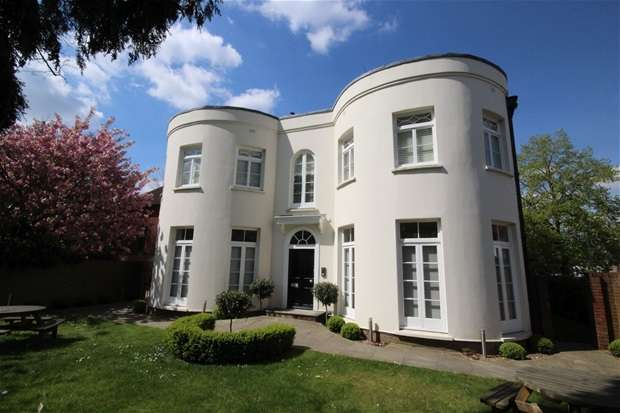 3 Bedrooms Flat for sale in 5 Leyton Green, Harpenden