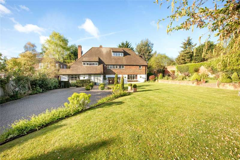 5 Bedrooms Detached House for sale in The Causeway, Hibbert Road, Bray, Berkshire, SL6
