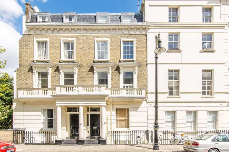 2 Bedrooms Flat for sale in Cumberland Street, Pimlico, SW1V