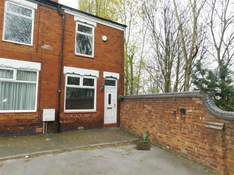 2 Bedrooms Property for sale in York Street, Edgeley, Stockport