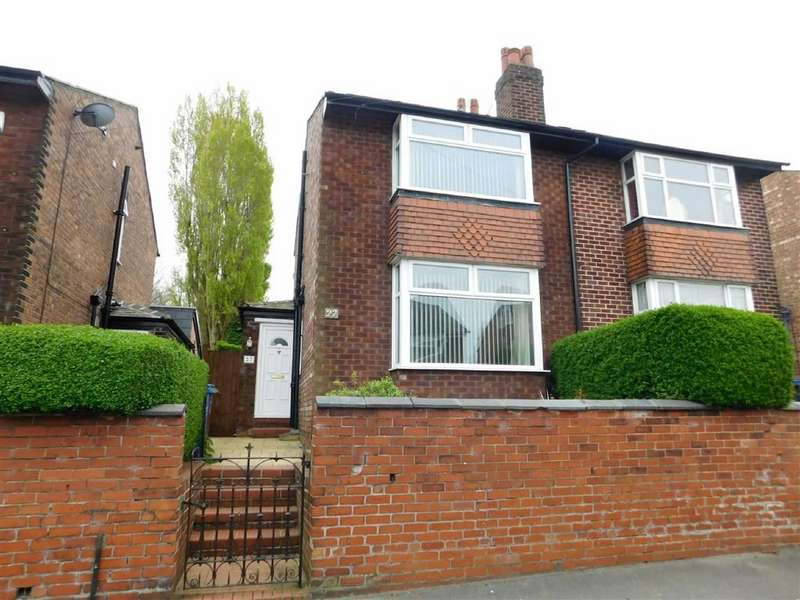 2 Bedrooms Property for sale in Ash Street, Cheadle Heath, Stockport