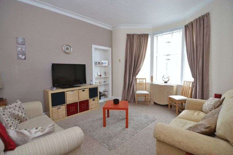 2 Bedrooms Flat for sale in Holmhead, Kilbirnie