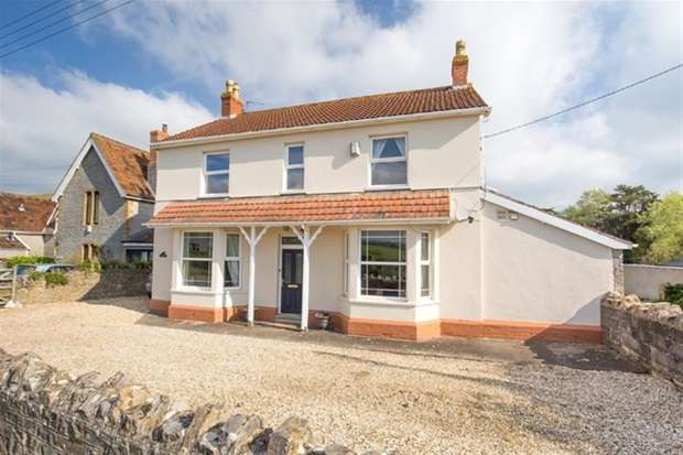 4 Bedrooms Detached House for sale in Broadway, Edington, Bridgwater