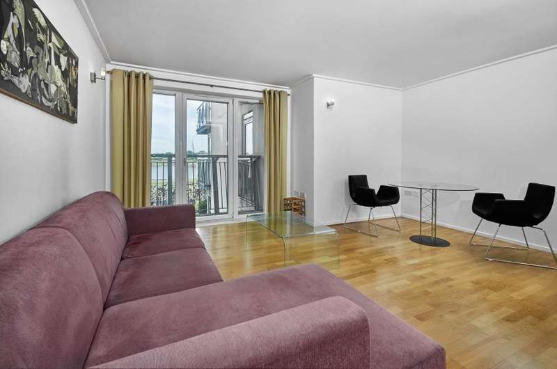 1 Bedroom Apartment Flat for sale in Seacon Tower, Hutchings Street, E14