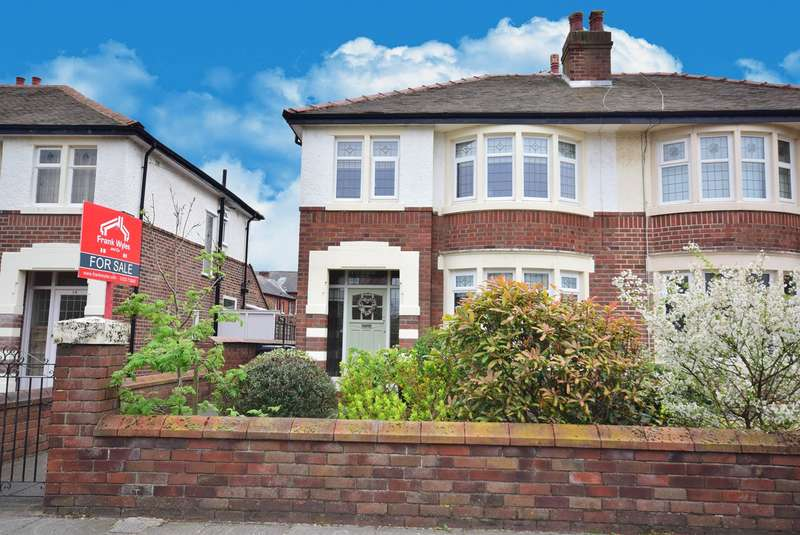 3 Bedrooms Semi Detached House for sale in Westby Road, Lytham St Annes, FY8